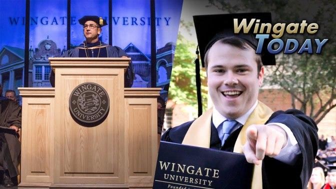 Former TV reporter Yost now Wingate's interim director of marketing