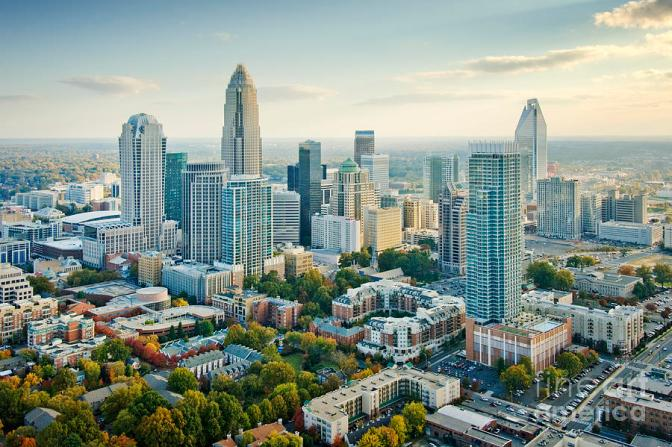 The City of Charlotte recovers after the Keith Scott Shooting