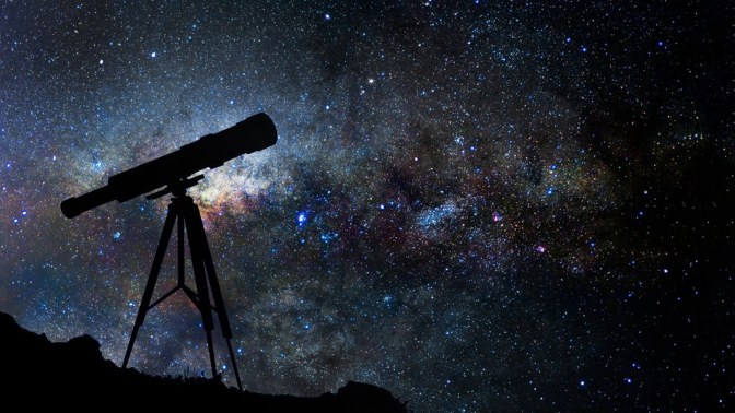 Students are encouraged to take Astronomy class offered next semester