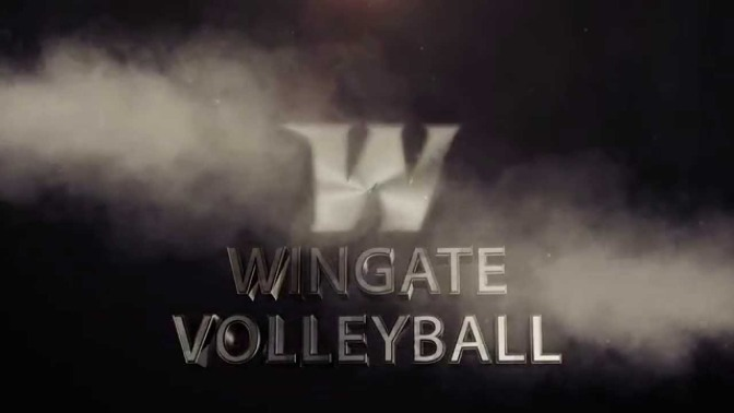 The ups and downs of a Wingate Volleyball Regional Game