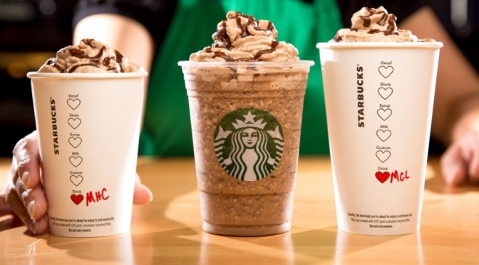 Students react to Starbucks coming to Campus in the Fall Semester