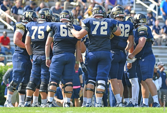 Wingate's Annual Spring Game begins preparation for the Fall 2017 football season