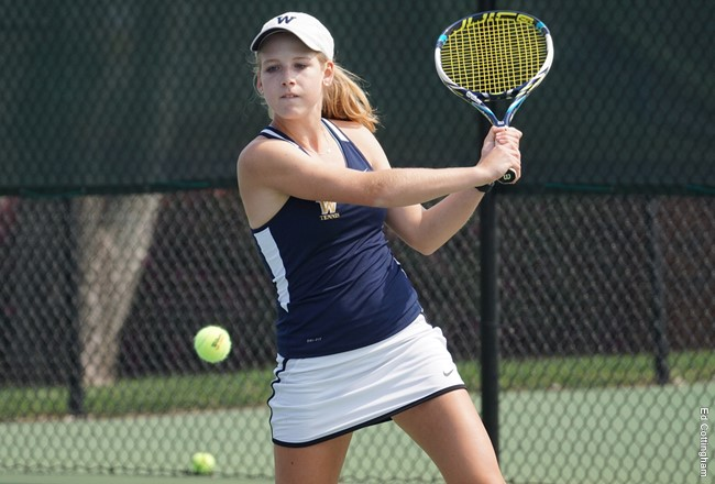 Wingate women's tennis seeks victory in upcoming SAC tournament