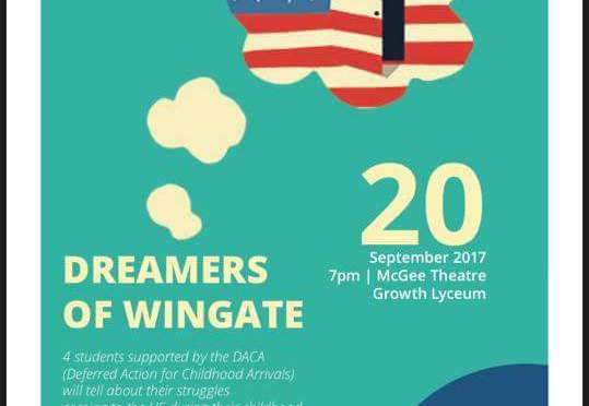 Dreamers of Wingate share their stories