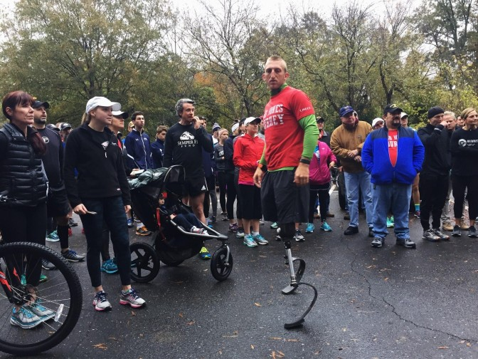 Veteran Brings Hope and Awareness During 5K